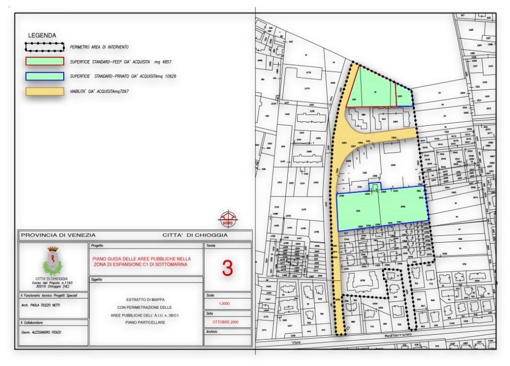 Piano guida aree di prima cintura - www.alessandropenzo.it